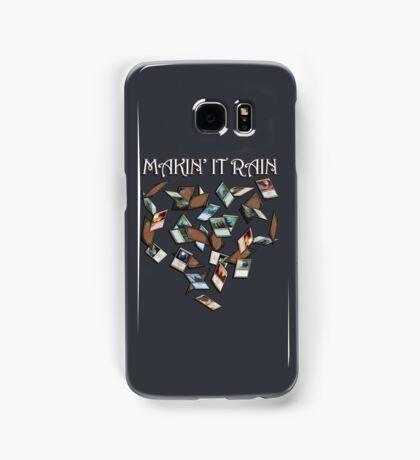 Makin' It Rain Cards Samsung Galaxy Case/Skin