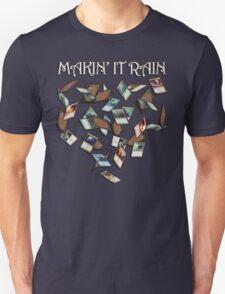Magic the Gathering: Makin' It Rain Cards T-Shirt