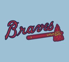 Atlanta Braves by bungol