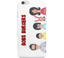 Bobs Burgers  iPhone Case/Skin