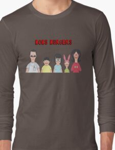 Bobs Burgers  Long Sleeve T-Shirt