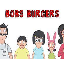 Bobs Burgers  by laurajean1