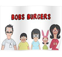 Bobs Burgers  Poster
