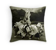 Berkeley Skirmish Throw Pillow