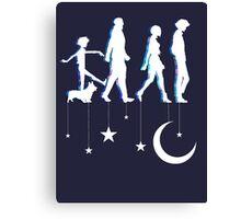 Cowboy Bebop Moonwalk Canvas Print
