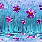 Shy Daisies by Hannah Joy Patterson