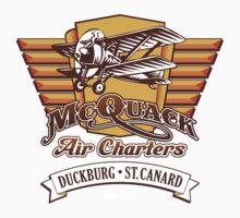 McQuack Air Charters Kids Clothes