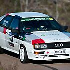 Targa West 2011, Audi Quattro by Immaculate Photography