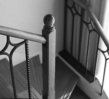 Stairs by Lanii  Douglas