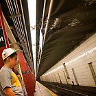 57th Street Subway by Brad Sauter