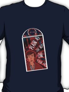 Mycroft's Nose T-Shirt