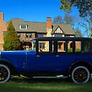 1926 Franklin 11A 4 Door Sedan by TeeMack
