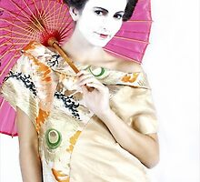 Geisha 11 by Jennifer Lam