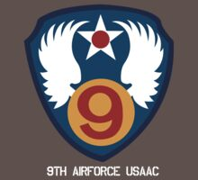 Ninth Air Force Emblem  by warbirdwear