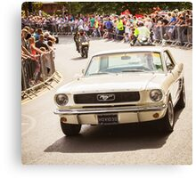 1967 Ford Mustang I Canvas Print