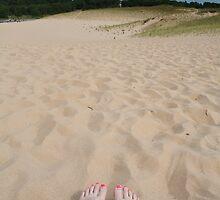 Sleeping Bear Dunes 4 by Hannah Cutler