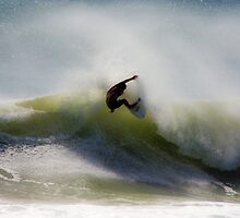 A Surfer's Peak by Michael Damanski