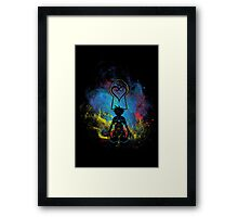 Kingdom Art Framed Print