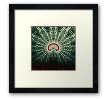 Magic Bow Spiral No. 4 Framed Print