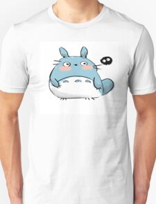 Chibi Totoro and a Soot T-Shirt