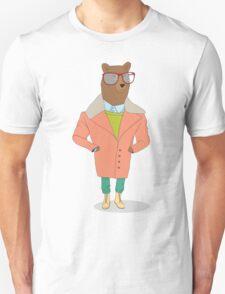 hipster bear T-Shirt