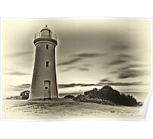 """""""The Old Lighthouse"""" Poster"""