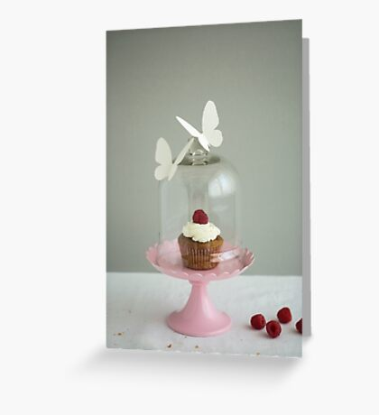 Cup Cake Greeting Card