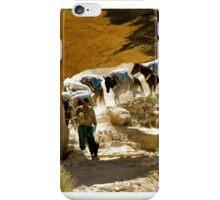 Havasu Canyon Pack Train iPhone Case/Skin