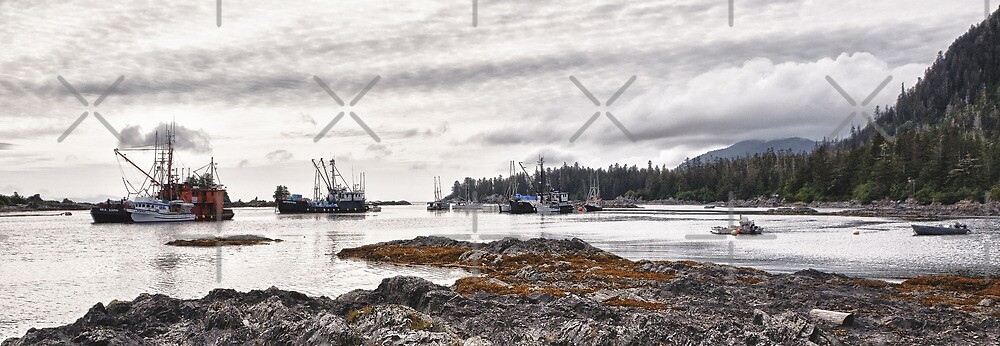 The Hubbub's in the Harbor by DJ LeMay