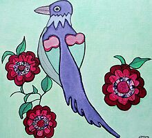 starling by Kim  Magee