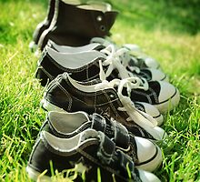 Converses Family by mcclainstudio