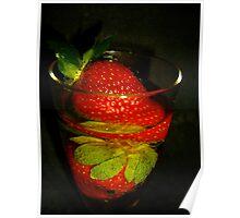 Strawberry Lasaration # 11 Poster