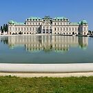 Schloss Belvedere by Andrea Rapisarda