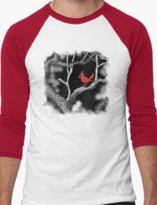 The return of the Cardinal  Men's Baseball ¾ T-Shirt
