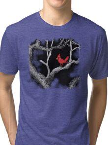 The return of the Cardinal  Tri-blend T-Shirt
