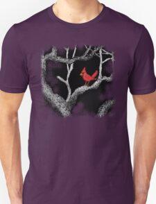 The return of the Cardinal  Unisex T-Shirt