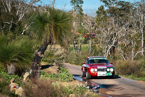 Targa West 2011 - Car 3 - Photo 1 by Psycoticduck