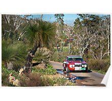 Targa West 2011 - Car 3 - Photo 1 Poster