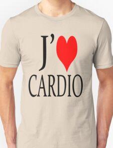 J'adore cardio T-Shirt