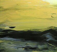 Deep desert - by javier fernando volovich