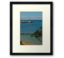 Queenscliff Framed Print