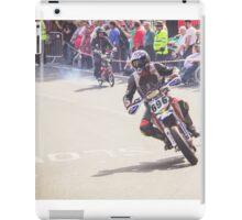 Dirt Bike I iPad Case/Skin