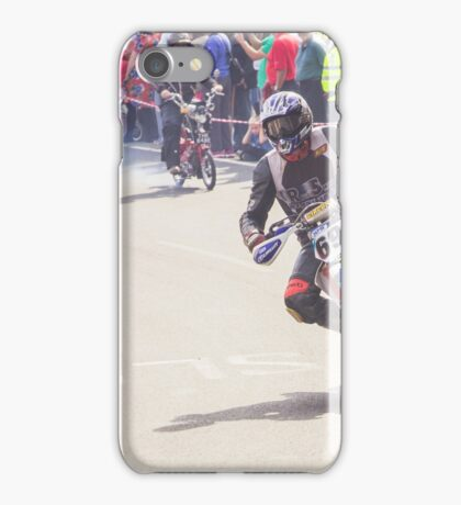 Dirt Bike I iPhone Case/Skin