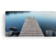 Tranquil Jetty Canvas Print