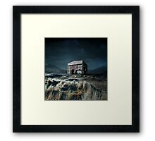 The Curse of Evils Framed Print
