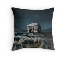 The Curse of Evils Throw Pillow