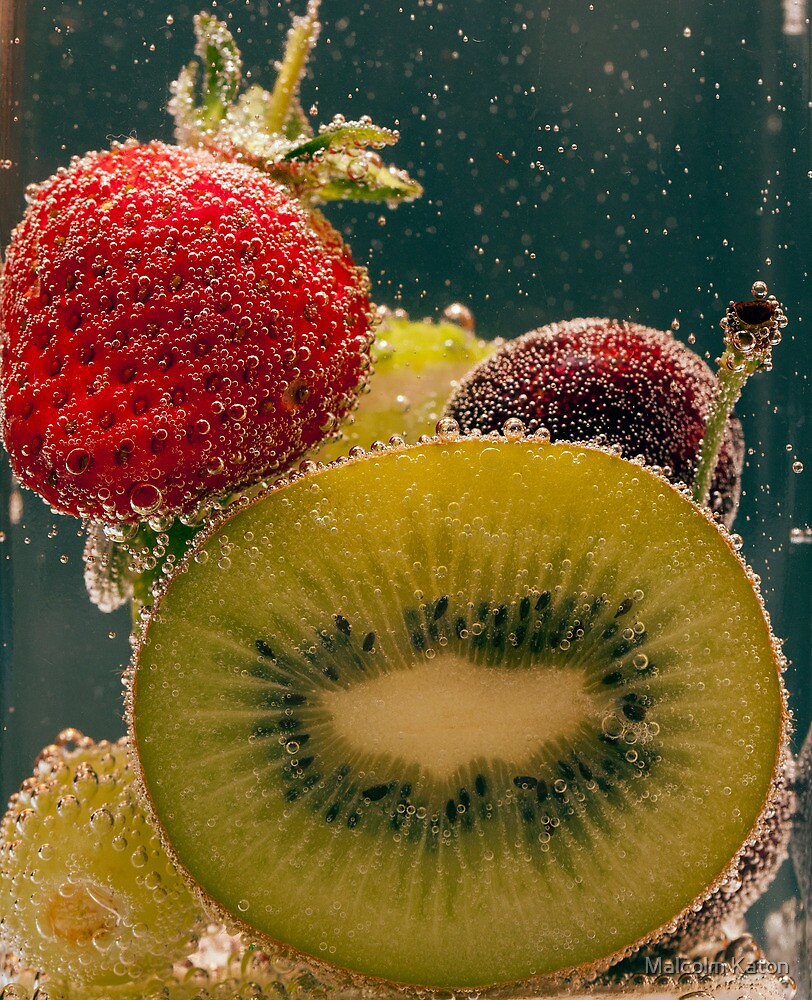 Anyone for a Fruit Salad by Malcolm Katon