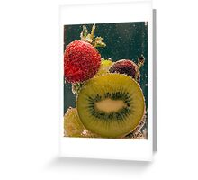Anyone for a Fruit Salad Greeting Card