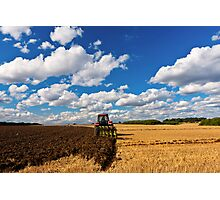 The Plough Photographic Print