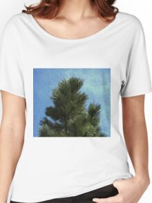 Whispering Pine Women's Relaxed Fit T-Shirt